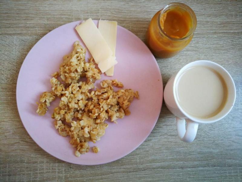 10 вариантов завтрака на 300 калорий. Легко приготовить дома