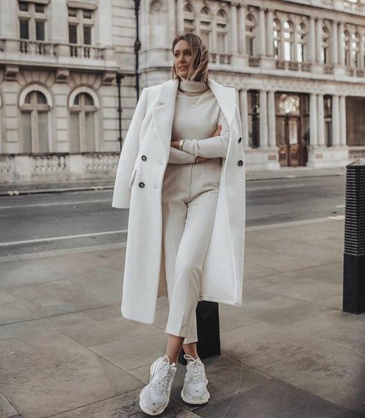 12 образов в стиле business casual 2020 для женщин 40-50 лет