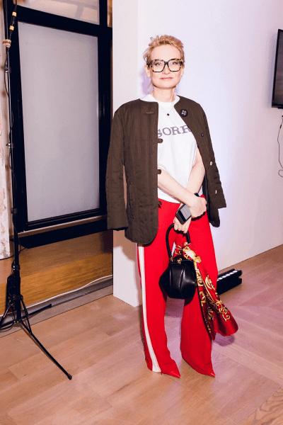 Базовый гардероб для женщины 40+ от Эвелины Хромченко