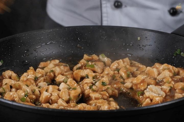 Буррито с курицей и рисом
