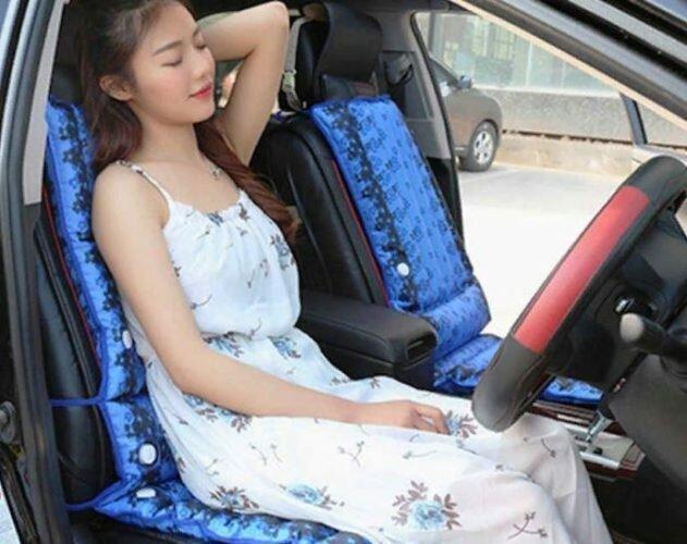 Если холодное сиденье в машине - попробуйте мой совет (сам недавно узнал)