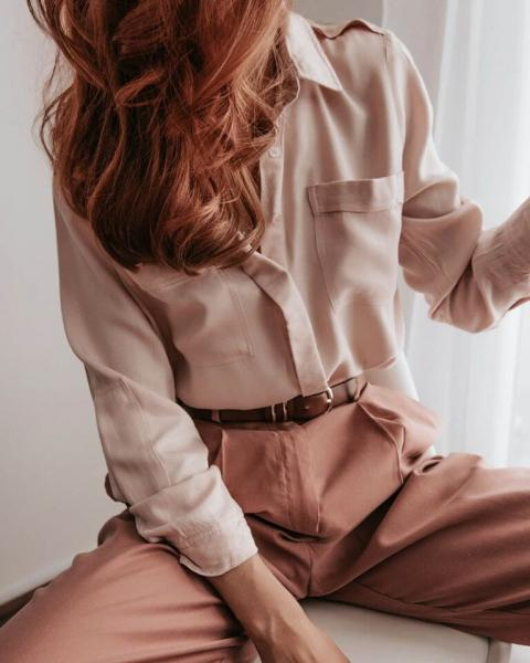 Модная рубашка- вещь, которая выдает хороший вкус