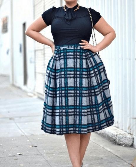 Модные образы для полных женщин весна-лето 2020