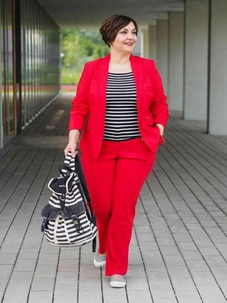 Модный гардероб на весну 2020 для женщин за 50 лет