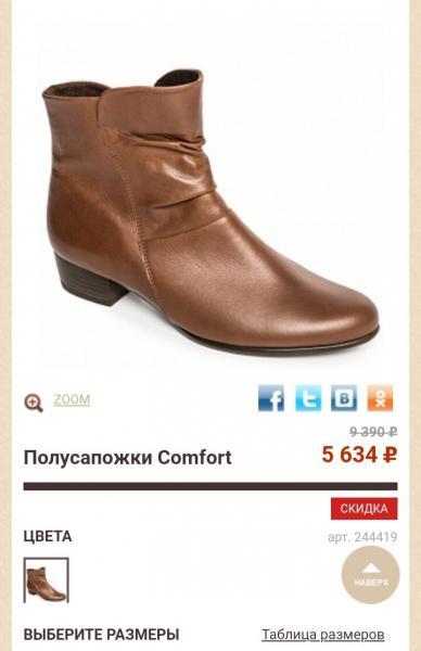 Моя первая пара обуви из секонда: реальность за 420 рублей
