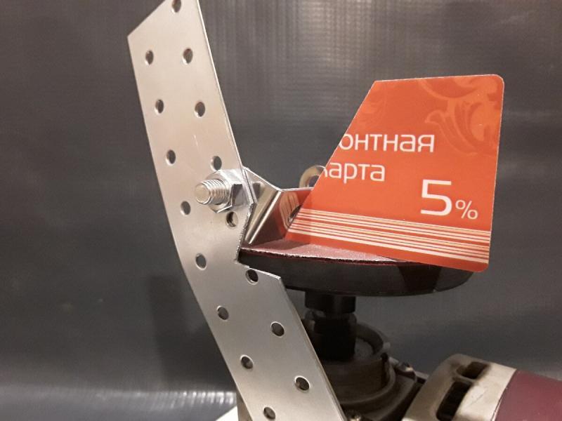 """Несложный способ заточки ножниц на """"болгарке""""."""