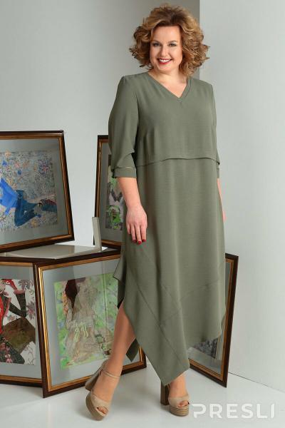 Пять платьев в стиле Бохо размеров 50+