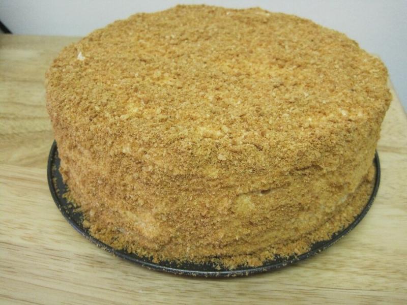 """Торт """"Серенада"""" - нежный, вкусный и просто тает во рту"""