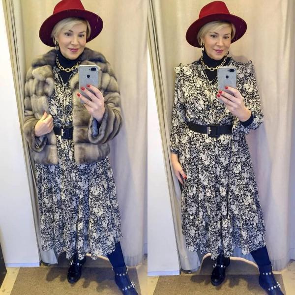 Выбираем стильное платье в Mango!