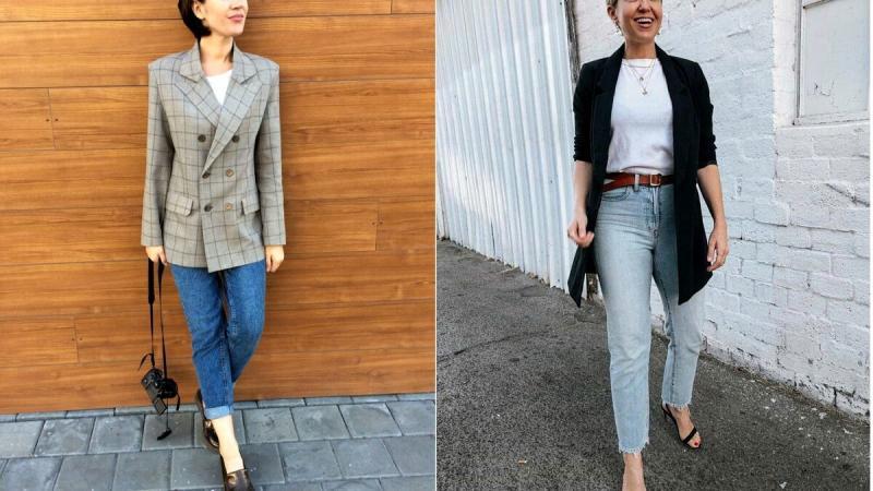 Жакет - тренд весны 2020. 5 стильных образов