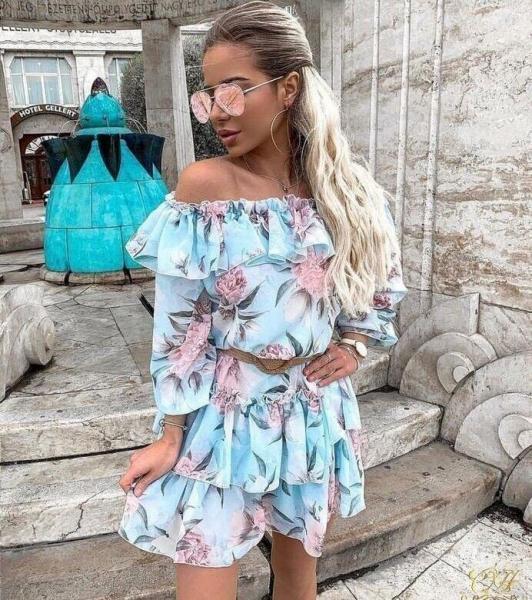 15 сногсшибательных модных платьев 2020