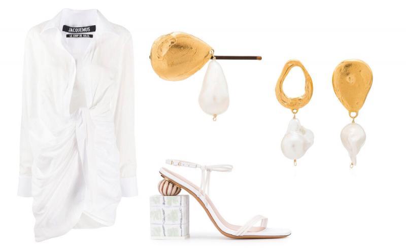5 нетривиальных идей свадебного наряда