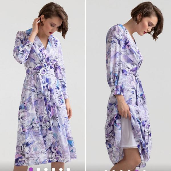 Актуальные платья весна 2020