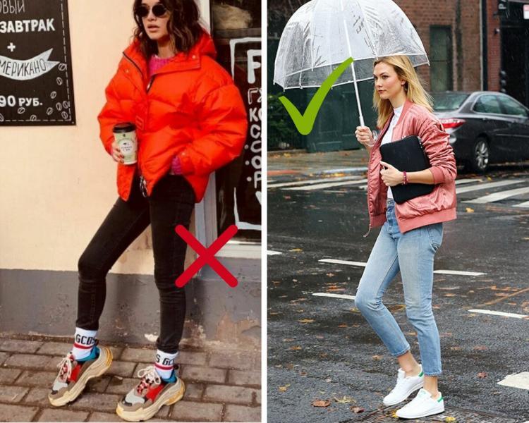 Антитренд: 5 пар кроссовок, которые не стоит носить