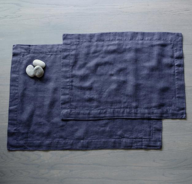 Что можно сделать из вафельной ткани?