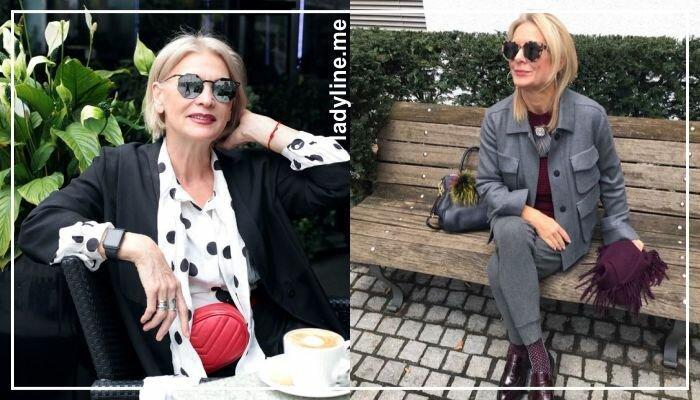 Элегантность по-итальянски. Образы для женщин 50+