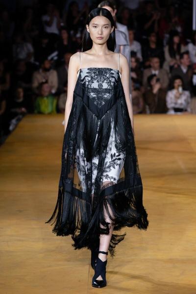 Главные тренды Недели высокой моды в Лондоне