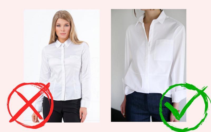 Какая одежда может состарить вас