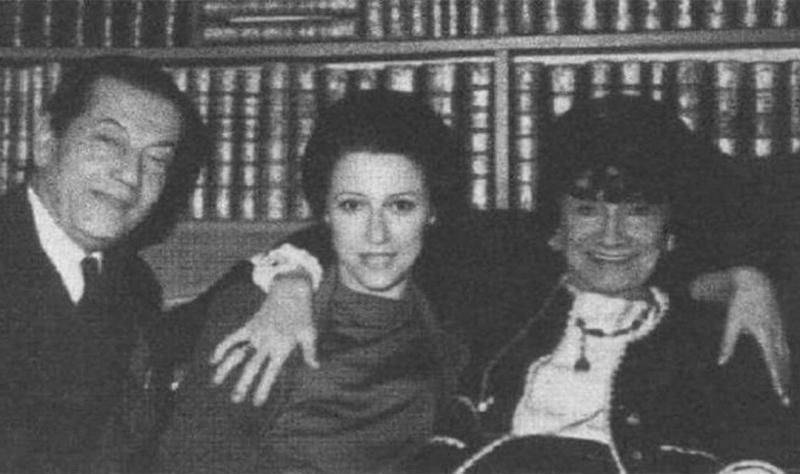 Коко Шанель и Майя Плисецкая: встреча двух легендарных женщин