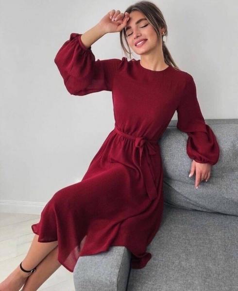 Красивая подборка платьев на весну. Будь стильной в 2020-м!