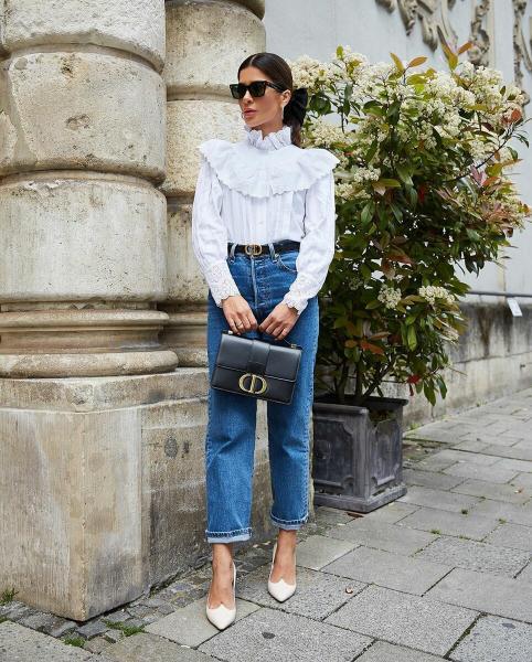 Лето будет стильным: лучшие образы с джинсами-2020