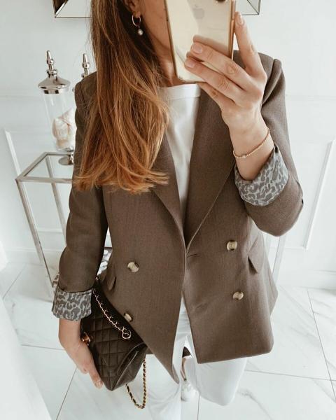 Модная весна 2020: стильные и элегантные образы в офис