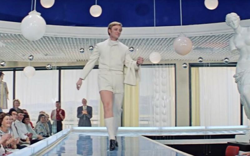 Модный Геша Козодоев, его гардероб и мужская мода 1960-х