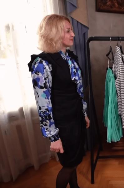 """Наряды для женщины 40+ в передаче """"Рогов в городе"""""""