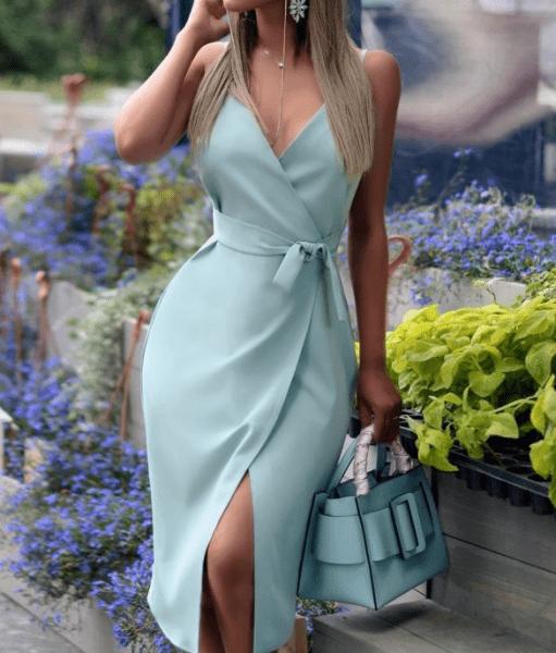 Новинки модных платьев на весну-лето 2020.