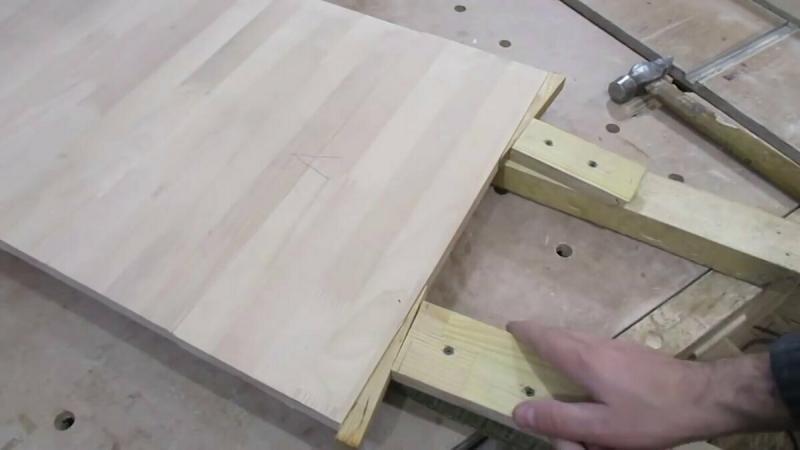 Пять причин делать самодельные струбцины из дерева
