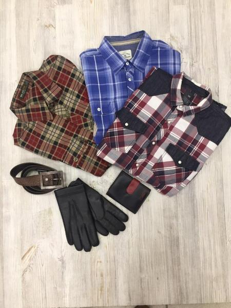 Посмотрите классные комплекты одежды из секонд хенд.
