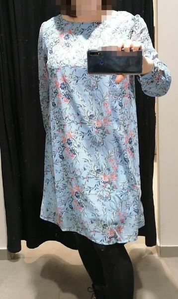 Примеряю платье на 8 марта в Золла. Мой выбор в 50+