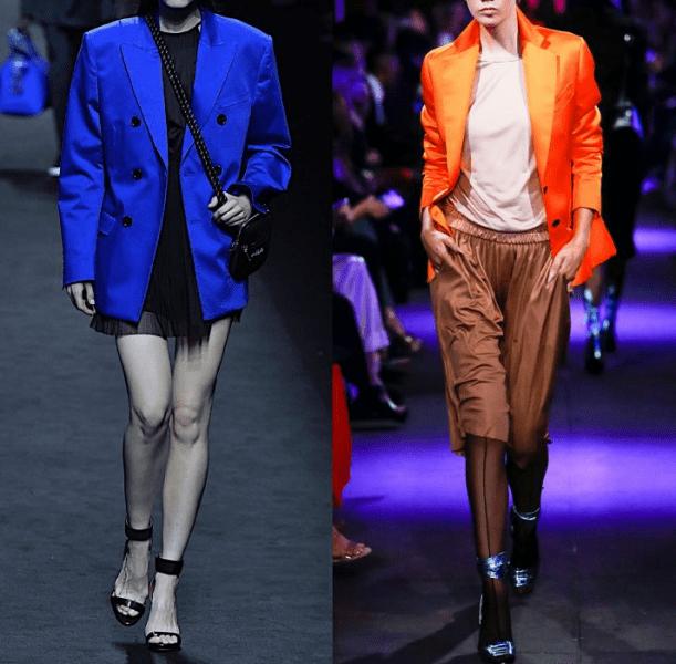 Самые модные жакеты и пиджаки 2020.