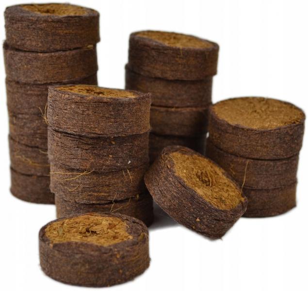 Секреты выращивания в торфяных таблетках