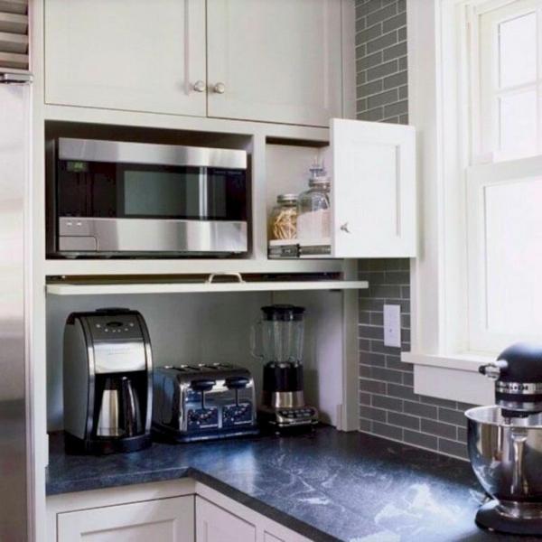 Советы: размещение бытовой техники на кухне.
