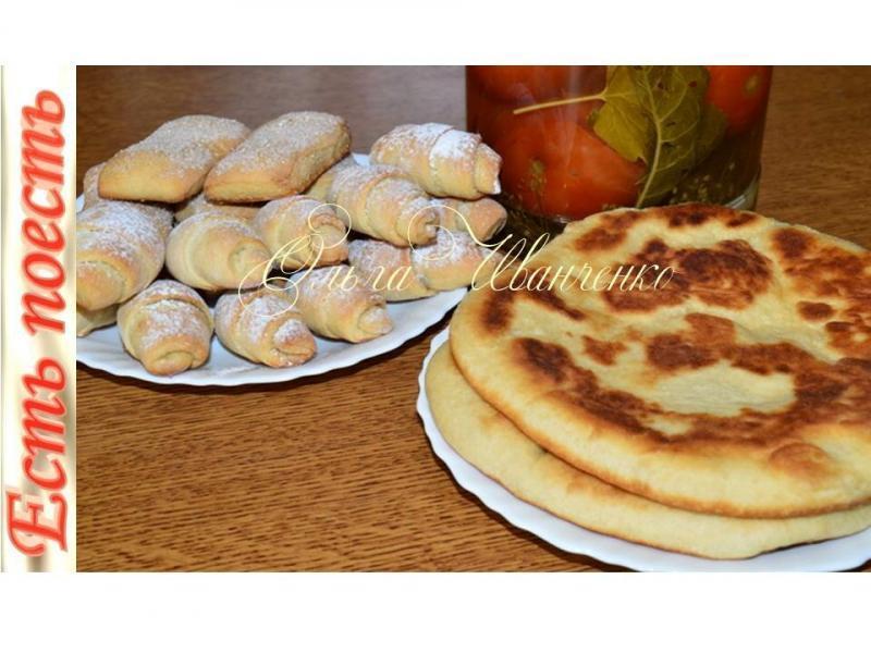Тесто на рассоле (маринаде)для любой выпечки