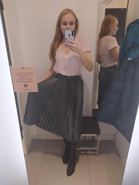 Весенние образы в H&M