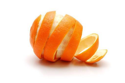 Вторая жизнь апельсиновой кожуры