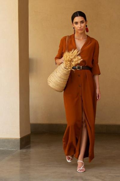 12 элегантных платьев для прекрасных дам