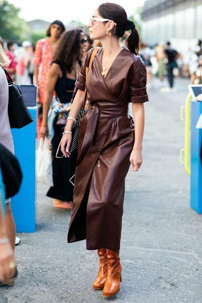 6 платьев, которые всегда смотрятся дорого не зависимо от моды