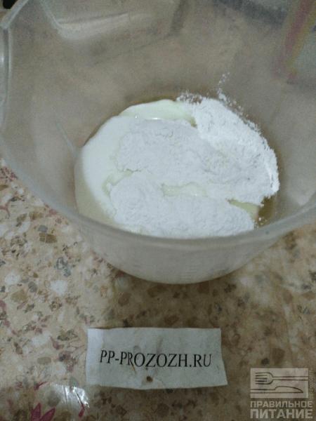 Арахисовые ПП вафли