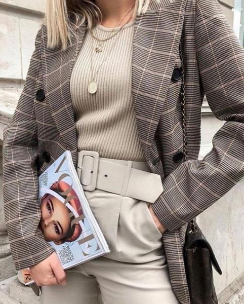 Будь модной. Несколько фишек для создания стильного образа