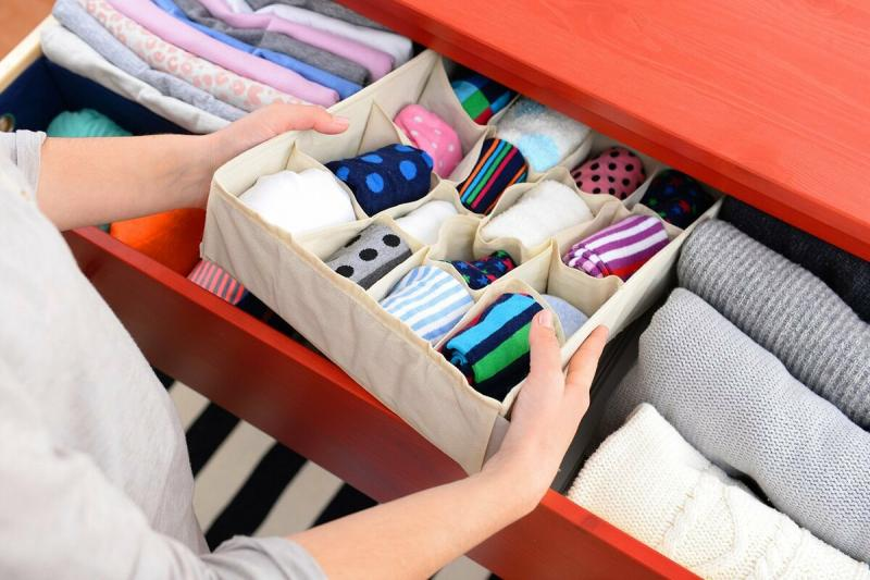 Как быстро навести порядок в шкафу? Секреты и тонкости.