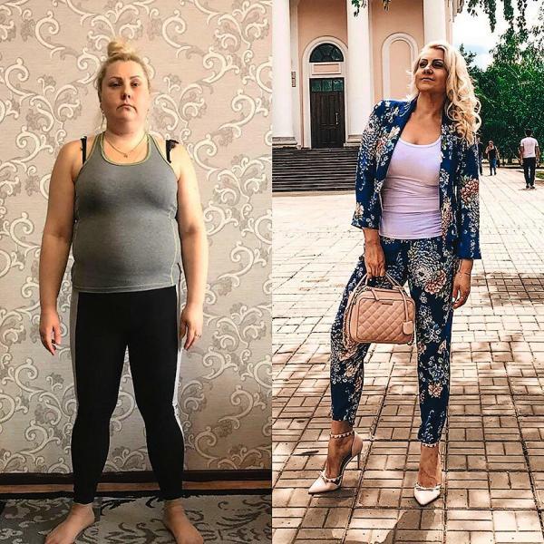 Как я потеряла -14 кг за месяц. Мой метод похудения