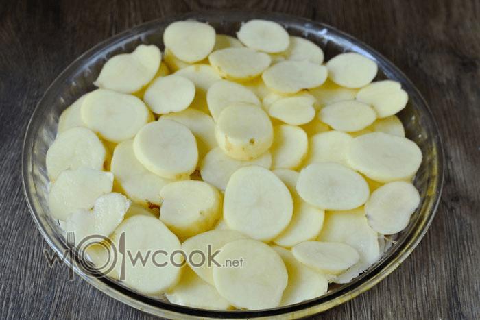 Картошка по-королевски в духовке, самый вкусный рецепт