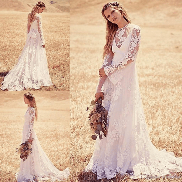 Культ бохо: Богемное платье как летний must-have