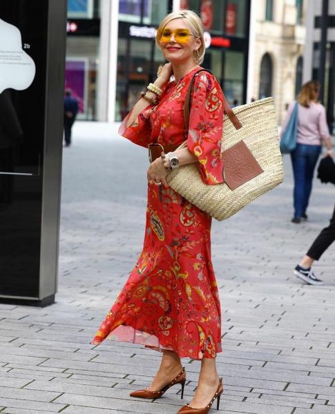 Летние платья для женщин 50 лет: Стильные и актуальные модели