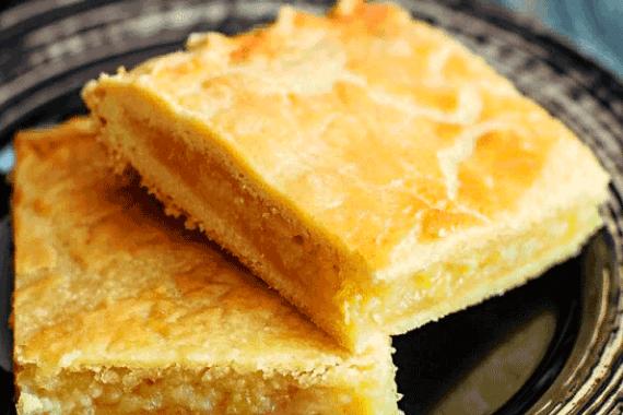 Лимонный пирог – отказаться просто нереально.