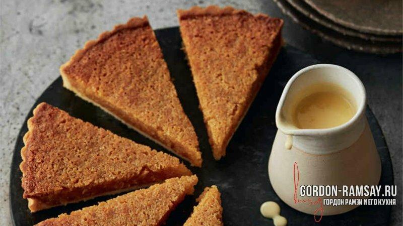 Лимонный тарт рецепт от Гордона Рамзи