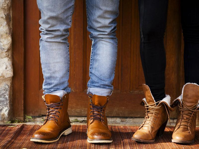 Мой любимый метод ежедневной дезинфекции обуви после улицы (фото)